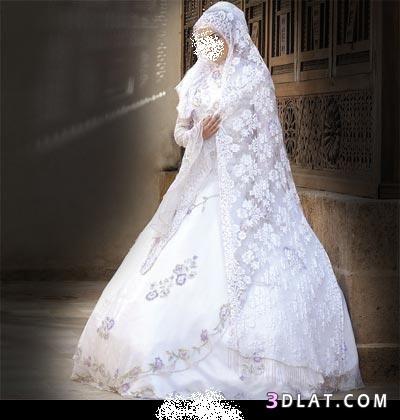 فسـاتين زفاف للمحجبات 2021 فسـاتين محجبات للزفاف 2021