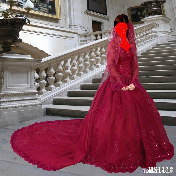 ياحلاوة العروسه بالفستان الاحمر الجزء 2