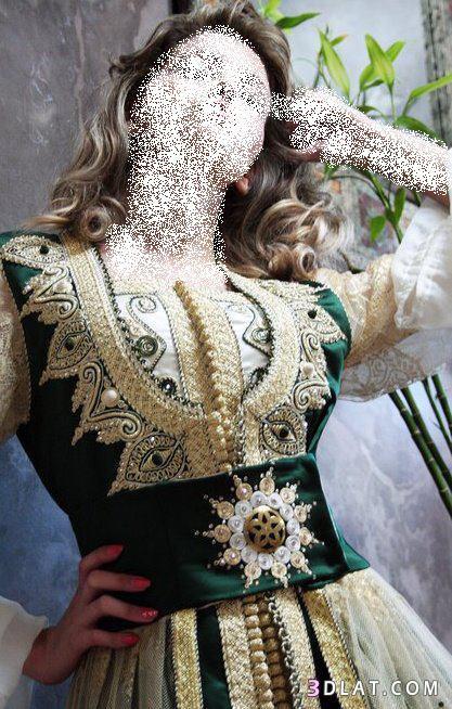 اللباس التقليدي المغربي