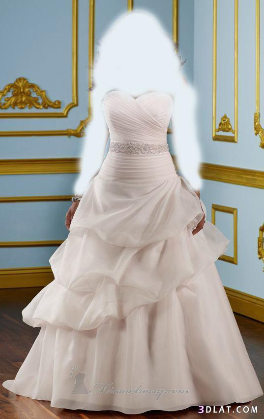 فساتين الزفاف