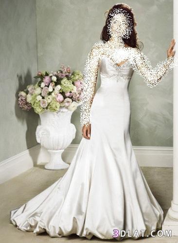 فــــــــساتين زفاف جديدة