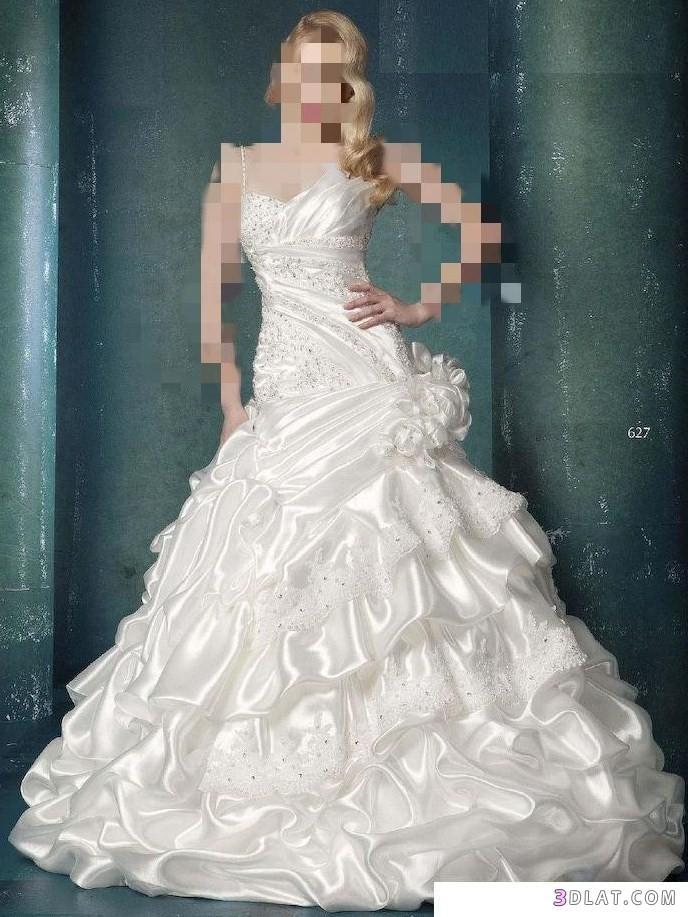 فساتين زفاف خيااااااااال للاميرات فقط