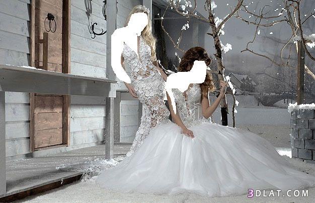 فساتين زفاف للاميرات