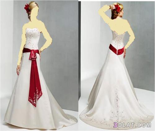 فساتين زفاف رائعة من diamantes للعدولات ج 1