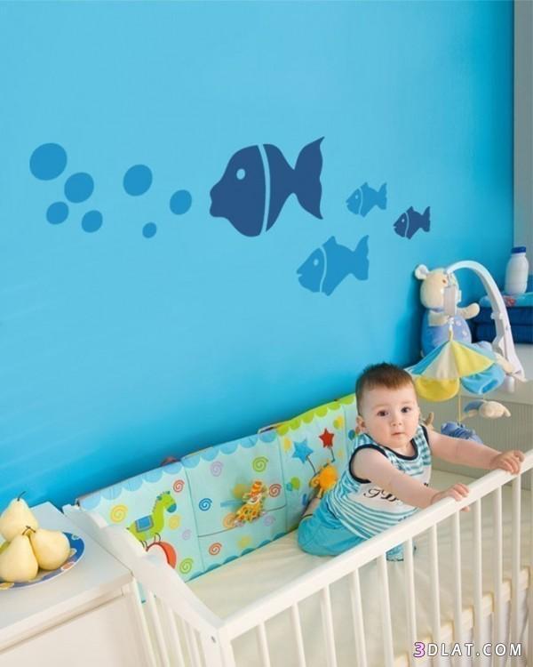 أفكار لتزيين غرف الاطفال   ريموووو