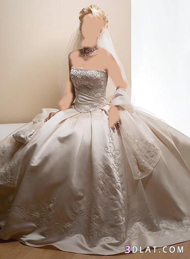 فساتين زفاف روعه