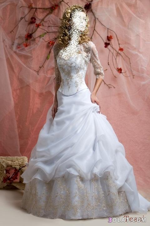 dffc74c51 فساتين زفاف قمه الاناقه - ريموووو