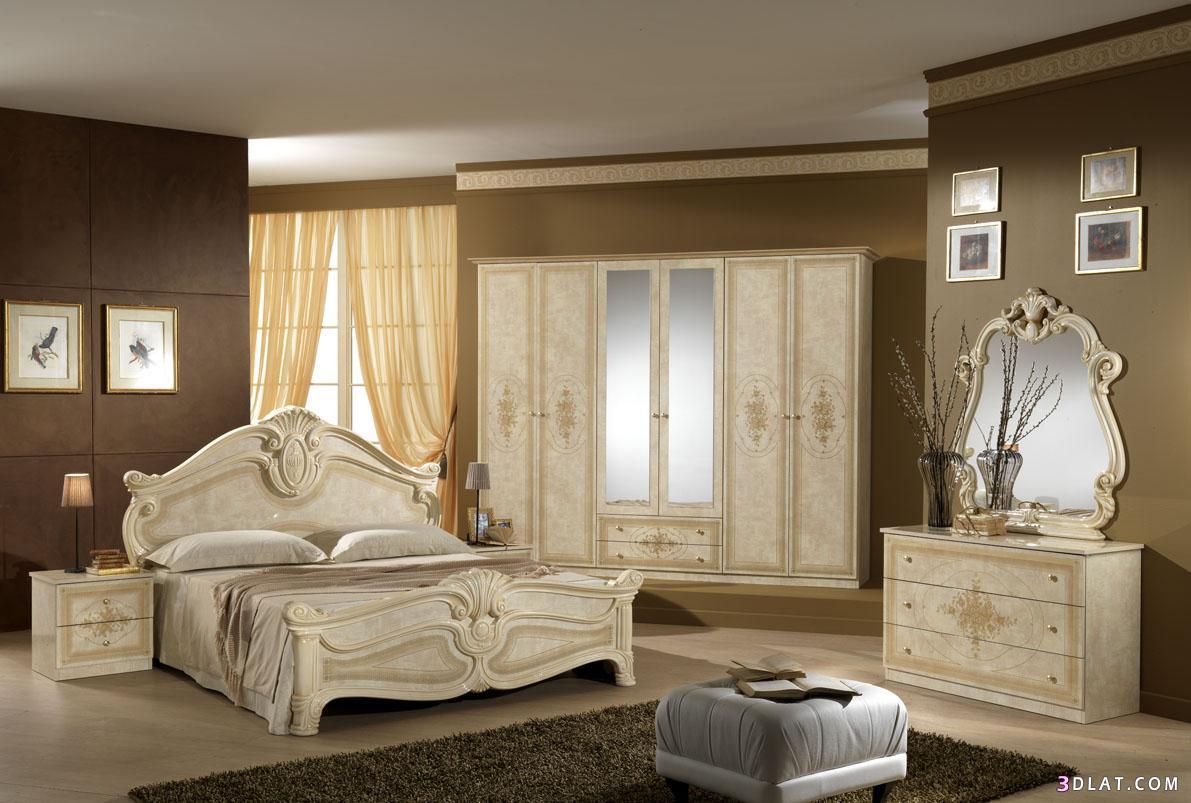 غرف نوم رائعة / غرف نوم / غرف نوم وديكور غرف نوم / غرف نوم ايطالى