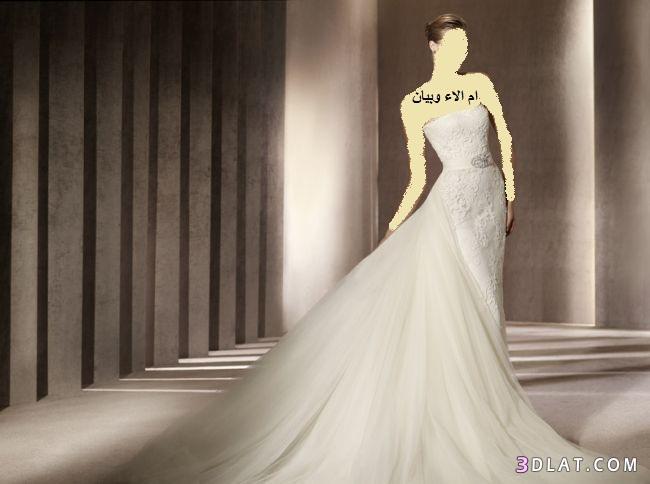 فساتين زفاف مميزة من jose mota الاسباني