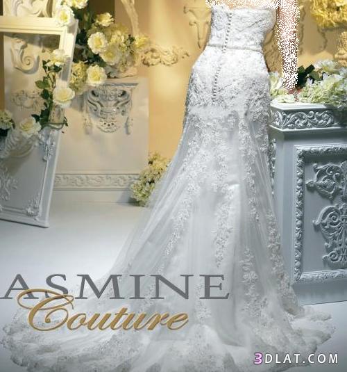 فساتين ناعمه قمه الجمال للعروس 2021