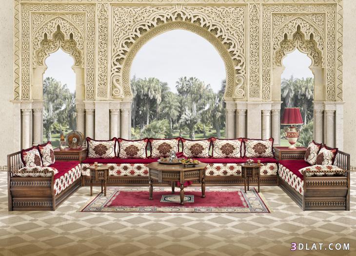 صالونات مغربية عصرية