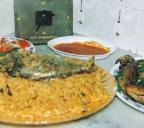 مُطبَّق السمك. (منطقة الخليج العربي) توجد بين دول منطقة الخليج