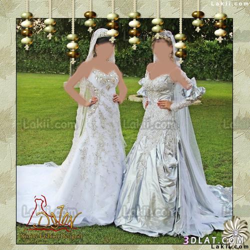 فساتين زفاف انيقه 2