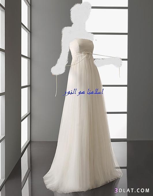 فساتين زفاف 2012