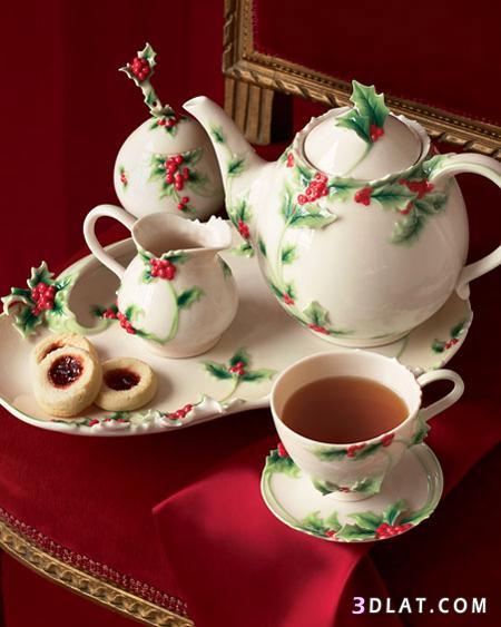 كيفيه اختيارطاقم شاي وقهوة 2015 طقم شاى 2016 اطقم للضيافة