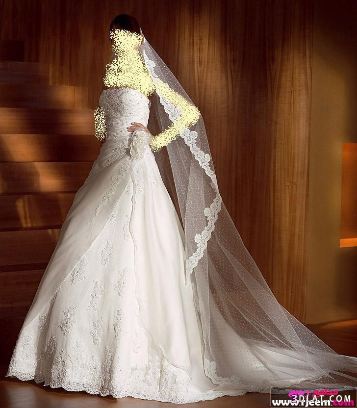 فساتين زفاف مميزة