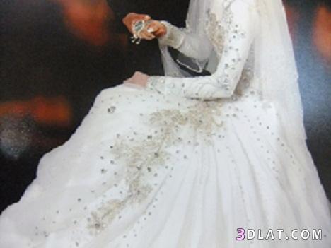 يلا يا عدولات تعالوا شوفوا فستان فرحي وقولو رايكم