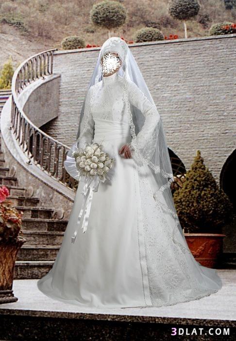 فساتين زفاف 2019 للمحجبات جديدة