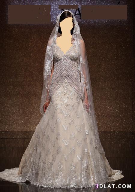 فساتين زفاف 2021 دلع فى دلع