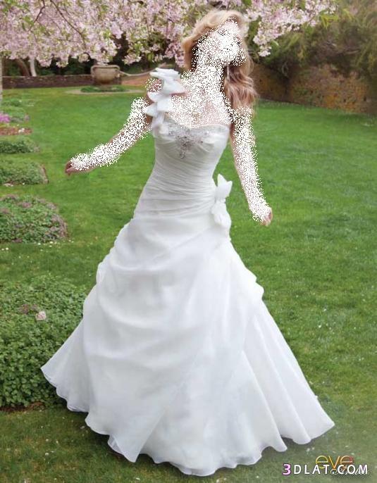 فساتين زفاف 2019 دلع فى دلع