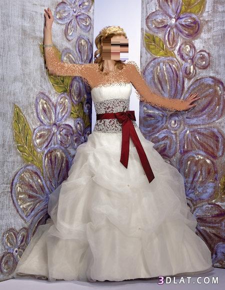 فساتين أعراس <تشكيلة روعة>