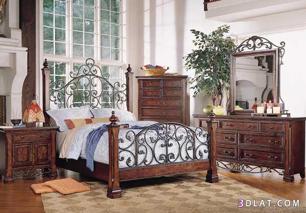 غرف نوم حديثة من الخشب 13379469873.jpg