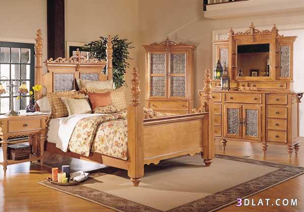 غرف نوم حديثة من الخشب 13379469876.jpg
