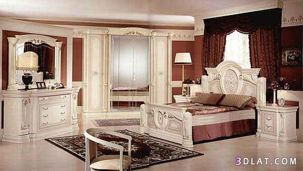 روائع غرف النوم لاتفوتكم   زهره التحرير