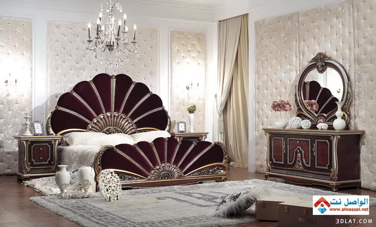 غرف نوم فخمة   لافالانتينا