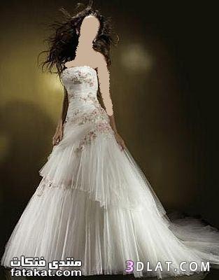 فستان فرح أنيقة