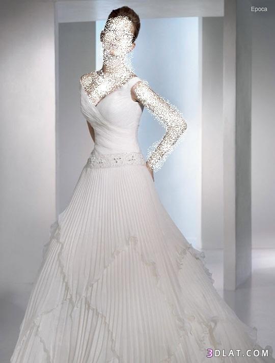 فساتين زفاف 2021روووووعه