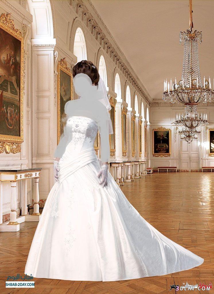 احدث فساتين الزفاف الفرنسية