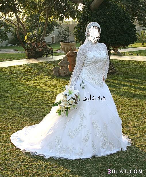 فساتين زفاف رقيقه