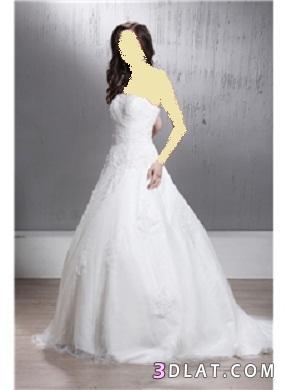 صور فساتين زفاف 2021