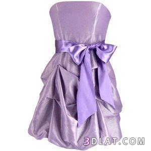 لمحبي الفساتين الراقيه