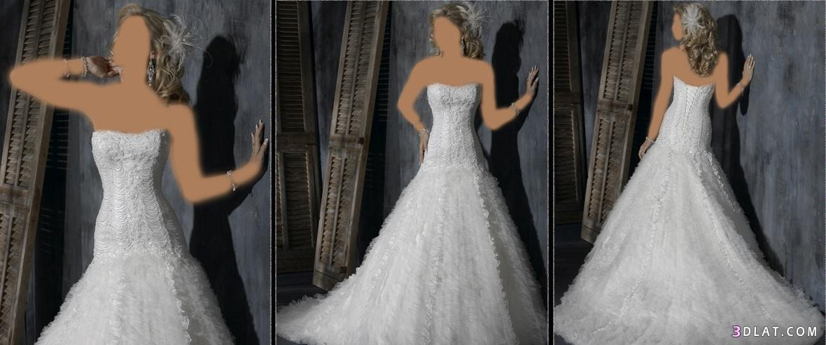 فساتين زفاف 2021  روعه فساتين زفاف 2021  فساتين عروس