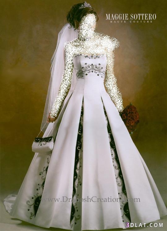 فساتين زفاف - فساتين زواج 2021