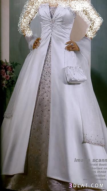 فساتين زفاف 2021  - فساتين زواج
