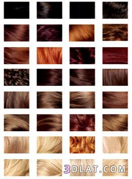 صبغات شعر طبيعية, طريقة تلوين الحناء بالوان طبيعية, صبغات للشعر 2013