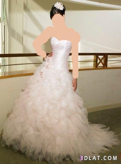 فساتين زفاف فساتين مميزة عروس 2021