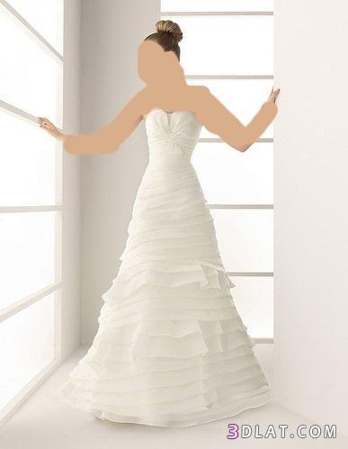 فساتين زفاف 2021  فساتين مميزة عروس