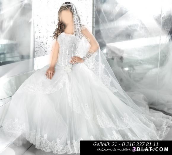 فساتين عروس 2021 مميزة فساتين راقيه فساتين