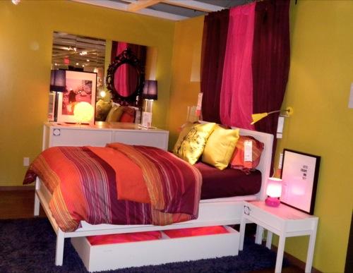 ديكورات مميزه للغرف صغيرة  الحجم افكار متميزه للغرف الصغيره