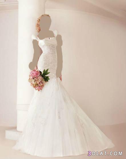 احدث تصاميم فساتين زفاف 2021