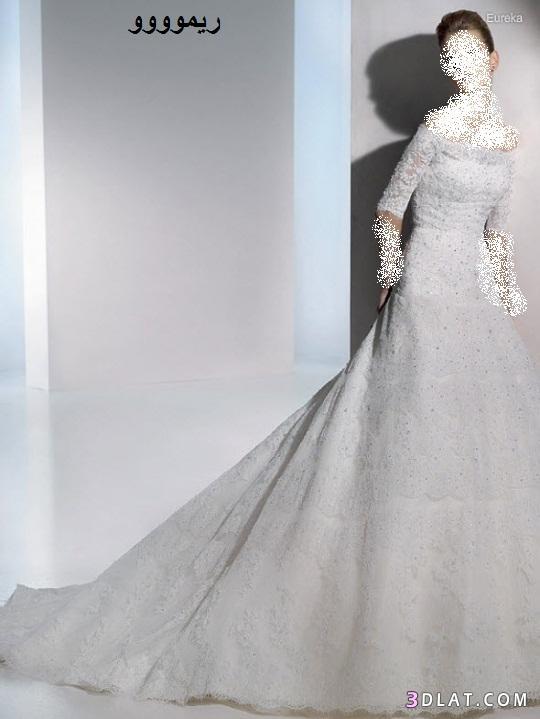 فساتين زفاف 2021  قمه الروعه - فساتين زفاف 2021  جديدة