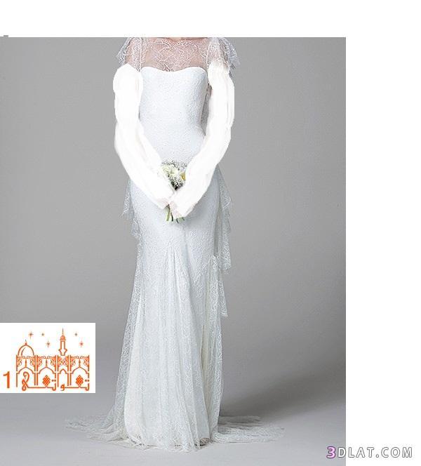 فساتين زفاف 2021  -فساتين زفاف 2021  ناعمة ورقيقة