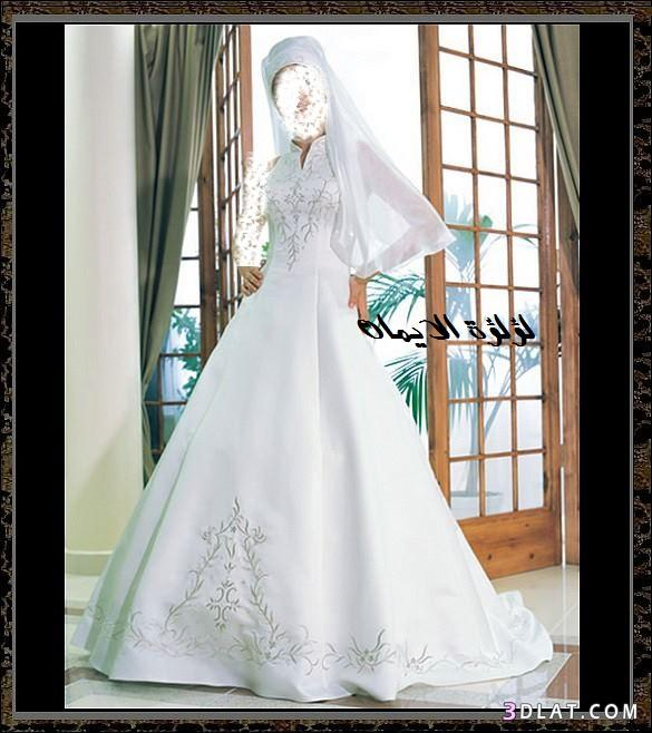 فساتين زفاف 2021  جميلة