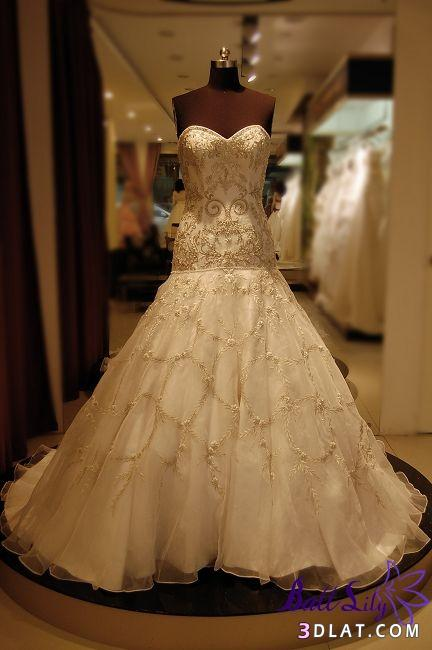 فساتين لاجمل عروسة