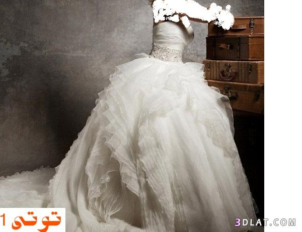 فساتين زفاف 2021  - فساتين زفاف 2021  متميزة