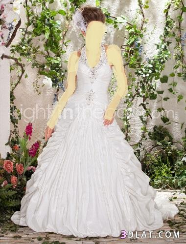 أجمل فساتين الزفاف,فساتين عروس لعام -